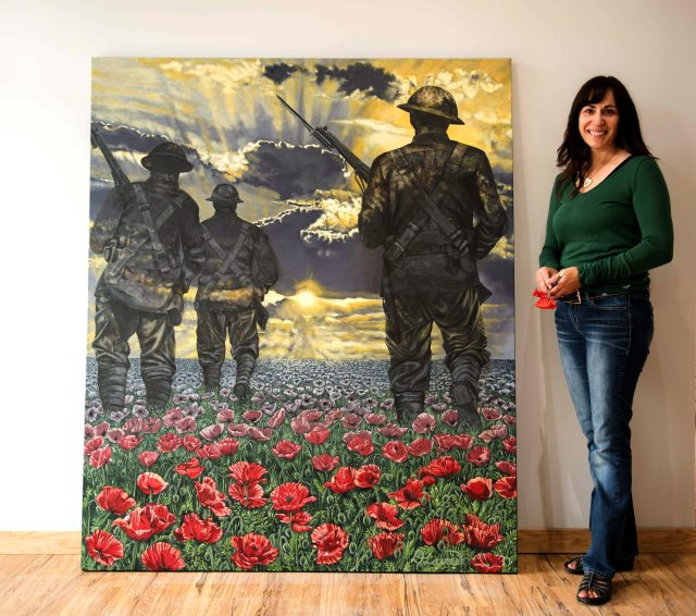 the-journey-to-remembrance-60-x-72-with-artist-deanna-lavoie
